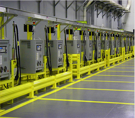 PosiCharge Battery Chargers for Forklifts