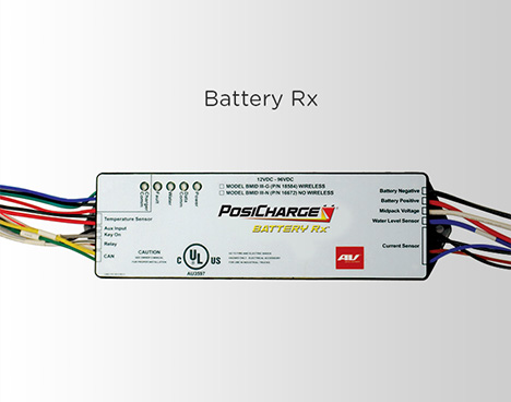 PosiCharge Battery RX