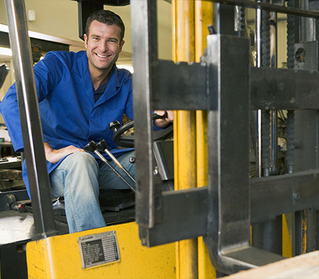 PosiCharge Forklift Management Systems